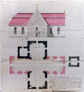 öjeby kyrka ritning001
