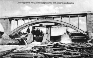 sikfors järnvägsbro